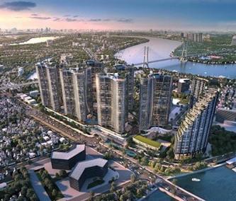 Không chỉ có dự án 6 tỷ USD Peninsula, Quận 7 sắp đón thêm siêu resort 1,2 tỷ USD