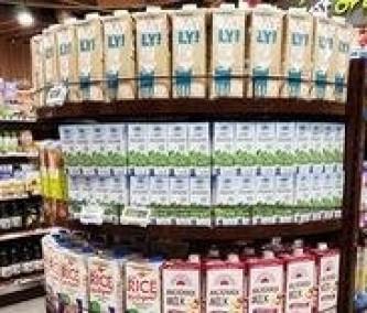 Sữa tươi organic Vinamilk vào siêu thị Singapore, mở cơ hội xuất khẩu sữa tươi ra nhiều nước trên thế giới