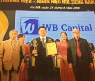 WB CAPITAL - TOP 100 THƯƠNG HIỆU NHÃN HIỆU NỔI TIẾNG